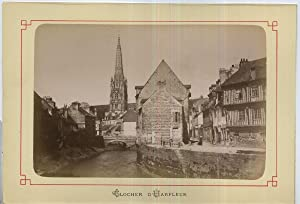 France, Clocher d'Honfleur