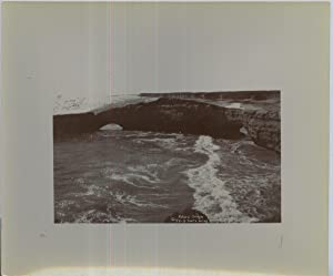 Amateur, Etats Unis, Naturaal Bridge, Cliff of Santa Cruz