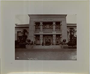 Amateur, Etats Unis, Egyptian Hall