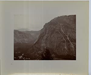 Amateur, Etats Unis, Trait to GlacierPt. Yosemite