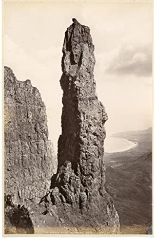 J.V. Angleterre, The Needle Rock, Quiraing, Skye