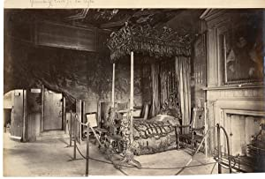 Ecosse, Holyrood, queen Mary's bedroom