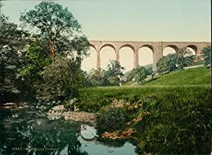 Lake District. Smardale Viaduct.