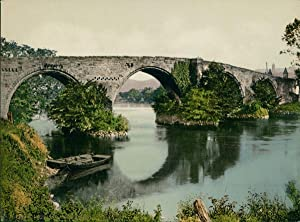 Stirling (Town). Old Bridge.