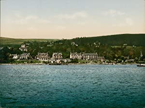 Helensburgh. Killereggan from the water.