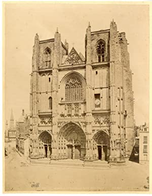 ND. France, Nantes, la cathédrale