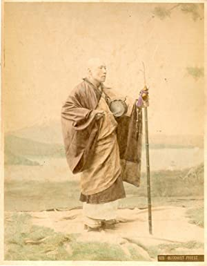 Japon, Buddhist Priest