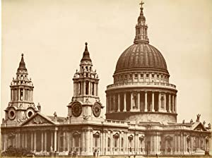 Royaume-Uni, London, St. Paul's Cathedral