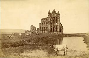 Angleterre, Whitby Abbey