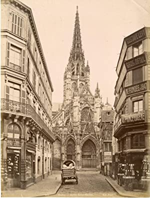France, Rouen, Eglise Saint-Maclou