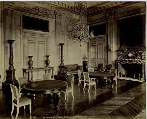 France, Versailles, Grand Trianon, Salon Louis XV