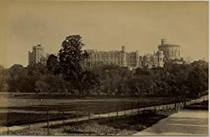 Royaume-Uni, Windsor Castle from the Home Park