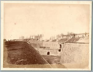 C. Tune, Guerre Franco-Allemand 1870. Fortifications de Paris