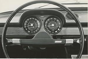 Fiat 124 Special S 1968: Photographie originale /