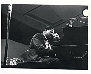 Oscar Peterson et Ray Brown