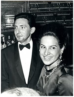 Prince Michael of Greece and Denmark and his wife, Marina Karella