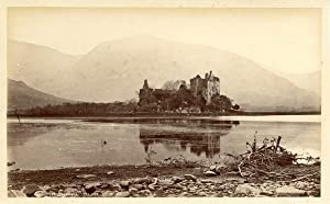 G.W.W., Great Britain, Scotland, Kilchurn Castle and Loch Awe