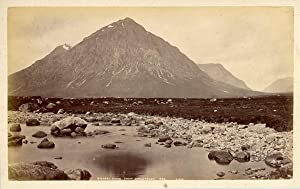 G.W.W., Great Britain, Scotland, View of Buachaille Etive Mòr