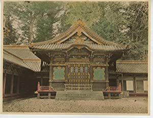 Japon, Temple, Nikko