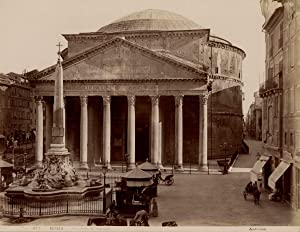 Roma, Anderson, Pantheon di Agrippa