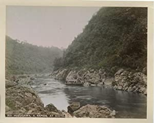 Japon, Hozugawa, A Rapids at Kioto