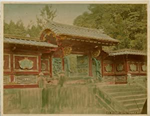 Japon, Bronze Gate Temple