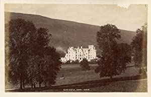 Ecosse, Scotland, Blair castle, château de Blair
