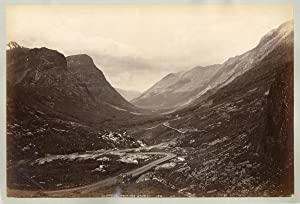 Ecosse, Glengoe, from The Study
