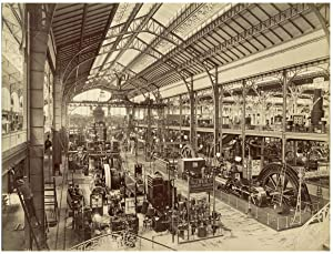 ND. Phot. France, Paris, Galerie des Machines