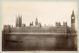 Angleterre, London, house of Parlement