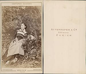 T.Richard, Argovie, costumes suisses