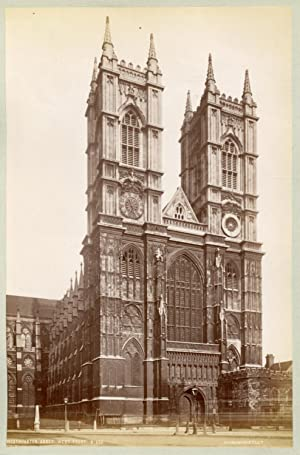 Angleterre, Londres, Westminster abbaye