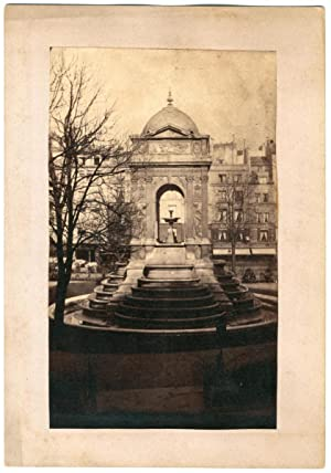 France, Paris, la fontaine des Innocents