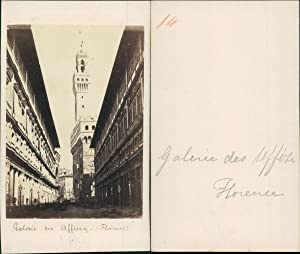 Italie, Florence, les Offices