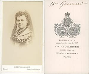 Reutlinger, Paris, madame Guemard