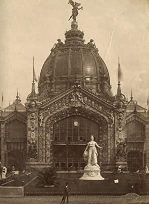 Paris, Exposition Universelle de 1889