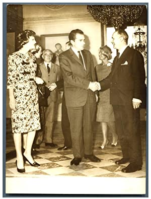 Richard Nixon à Paris