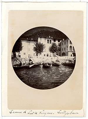 KODAK, Switzerland, Scene on Lake Lugano