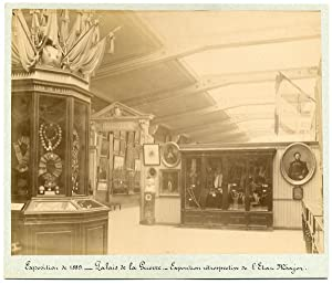 France, Paris, Palais de la Guerre