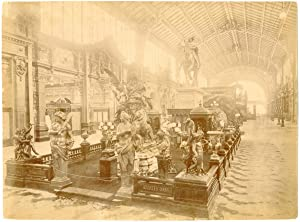 France, Paris, galerie des industries diverses