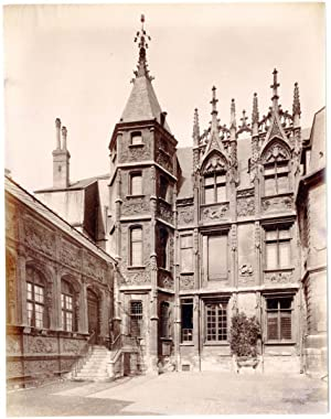 France, Rouen, Hotel Bourgtheroulde