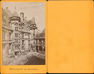 France, Bourges, palais Jacques-C?ur
