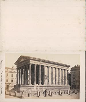 France, Nîmes, Maison Carrée