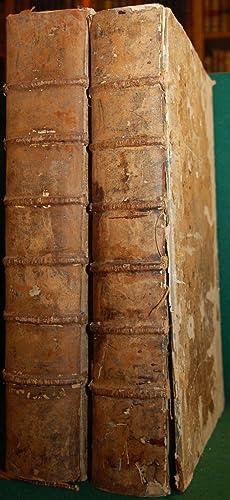 HISTORIARUM SUI TEMPORIS, t. IV et V: THOU (Jacques-Auguste de)