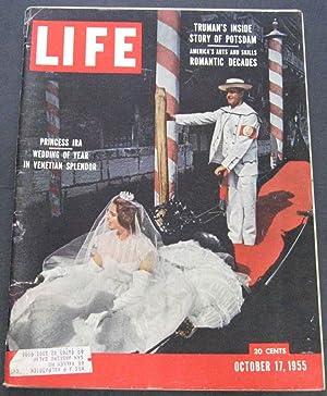 Life Magazine October 17, 1955: Luce, Henry