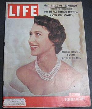 Life Magazine October 10, 1955: Luce, Henry