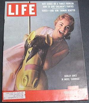 Life Magazine February 6, 1956: Luce, Henry