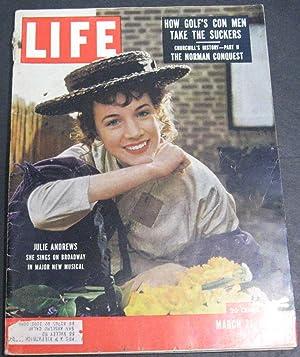 Life Magazine March 26, 1956: Luce, Henry