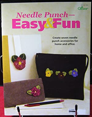 Needle Punch Easy & Fun