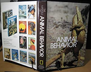 The Marvels of Animal Behavior: Allen, Thomas B.,
